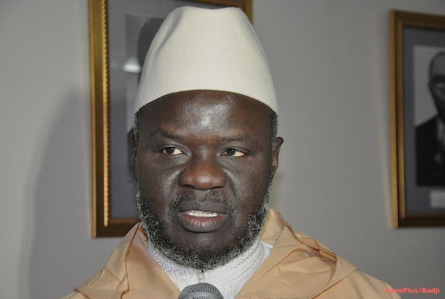 Dommage collatéral de la décision du CC : Imam M'baye Niang démissionne du groupe parlementaire majoritaire et du bureau de l'Assemblée