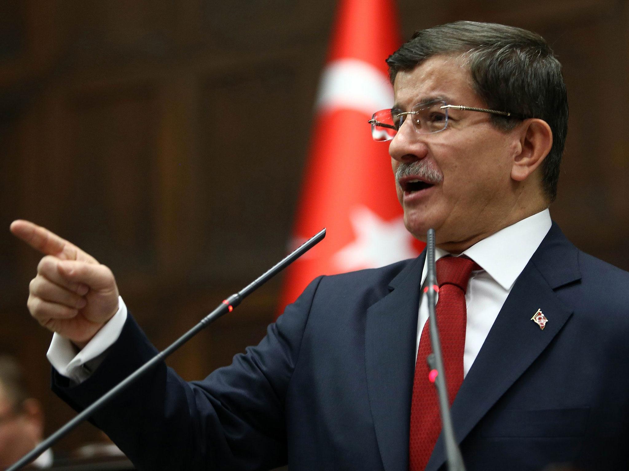 Ankara : l'attentat perpétré par un Syrien confirme le premier ministre turc