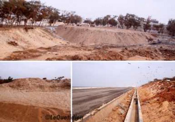 Une partie du site morcelée et vendue : Les cimetières de Guédiawaye profanés