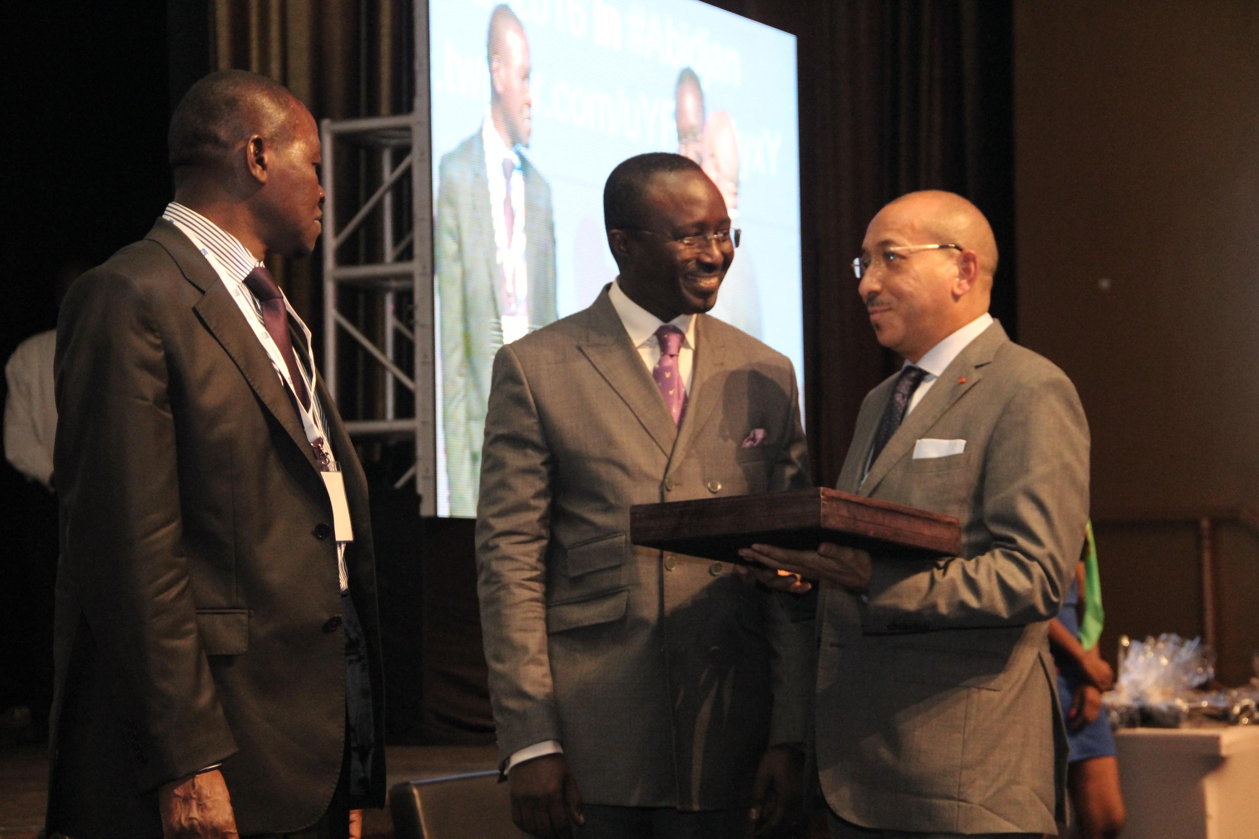 FANAF à Abidjan : Momar NDAO a traité du sujet de l'assurance africaine au cœur de l'émergence