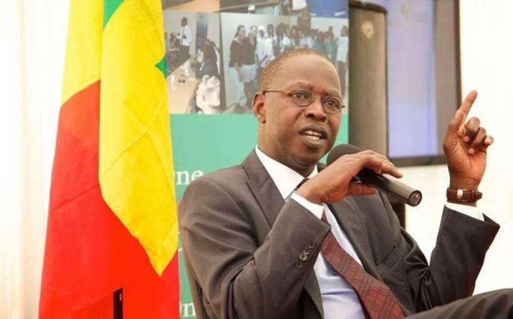 Mahammed Abdallah Dionne : « Le président a demandé à ce que la réduction du mandat lui soit appliquée sur son mandat en cours »
