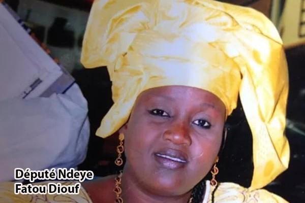 LA DÉPUTÉE FATOU DIOUF S'OFFUSQUE DE LA PRÉSENCE D'AWA NDIAYE : « Qu'est-ce qu'une Wadiste de sang fait dans une rencontre de BBY... »
