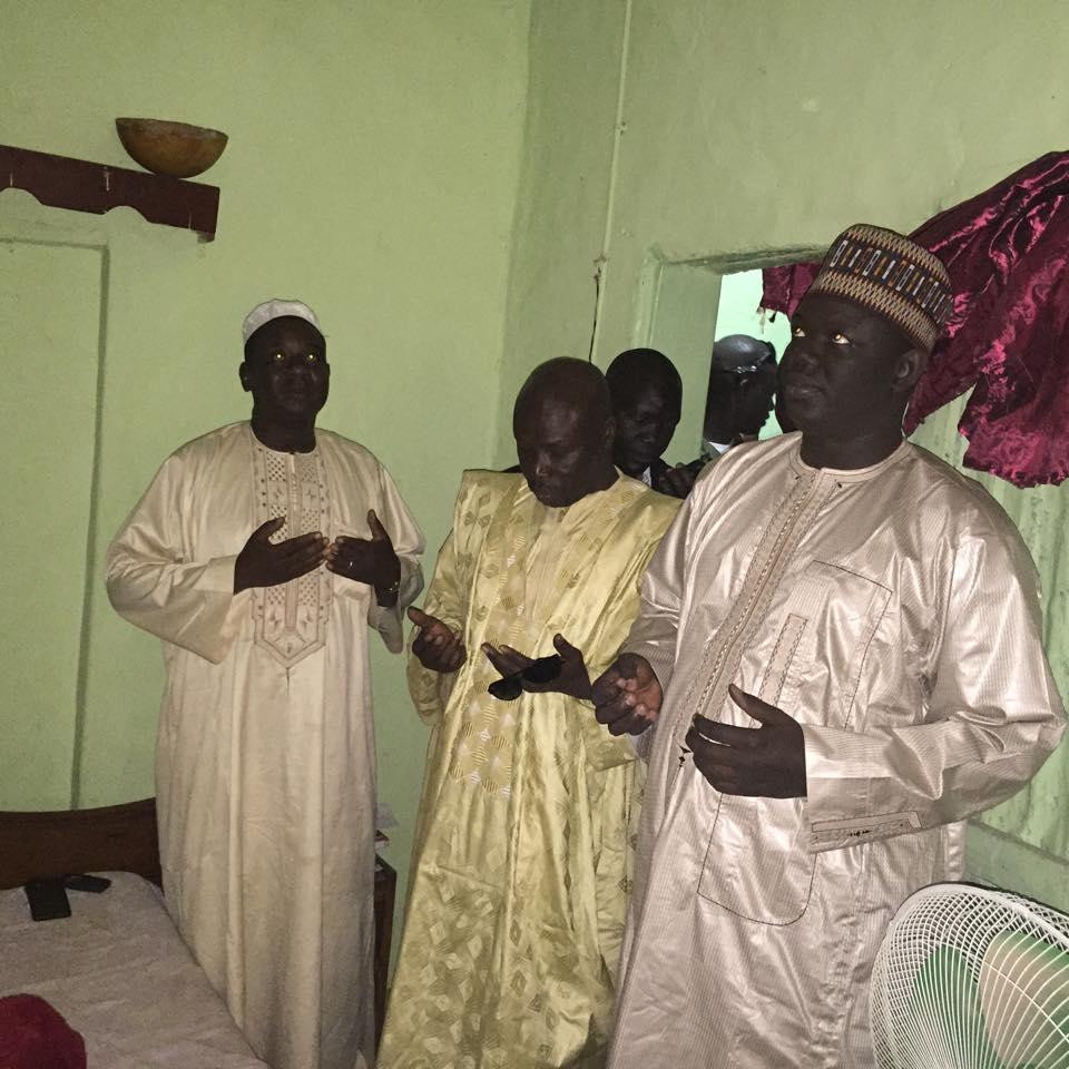 TAMBA : Abdoulaye Mountakha Niasse fait rallier des opposants à l'APR