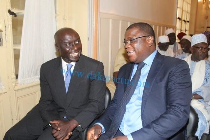 Réponse à Idy, Cheikh Bamba Dièye et Abdoulaye Baldé