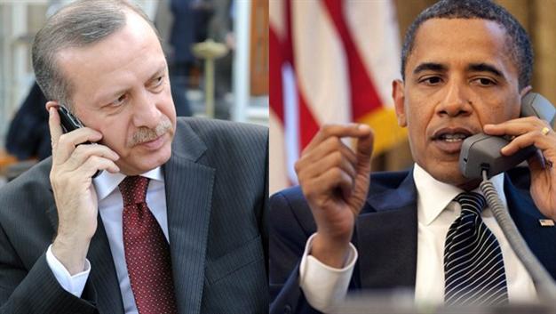 Erdogan téléphone à Obama et se prévaut de son soutien