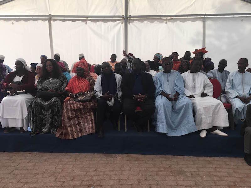 Mobilisation de l'APR à Guédiawaye pour un Oui au Président Macky Sall (Images)