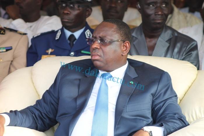 Pôle territoire du Sine-Saloum : Le Collectif des Maires du Sine-Saloum félicite le Chef de l'Etat