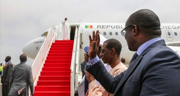 Le président Macky Sall à Bujumbura ce soir