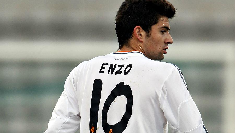 Un petit nouveau à l'entraînement du Real, Zidane compte sur son fils Enzo !
