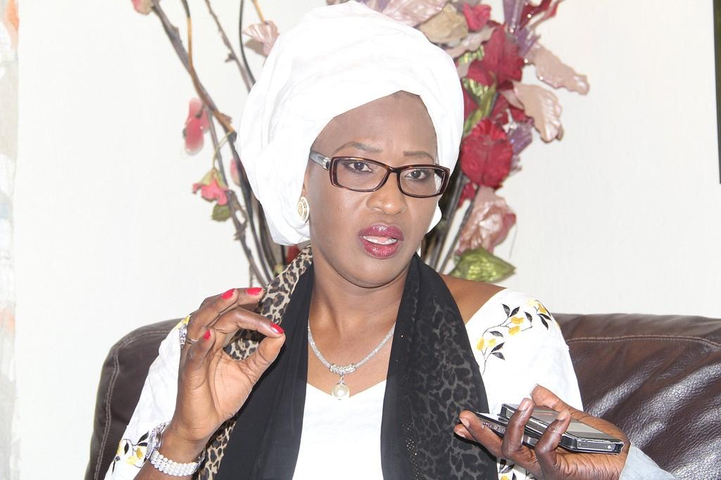 PROJET DE RÉVISION DE LA CONSTITUTION : « L'opposition doit adopter une position républicaine, en lieu et place d'une position politicienne » (Zahra Iyane Thiam Diop)