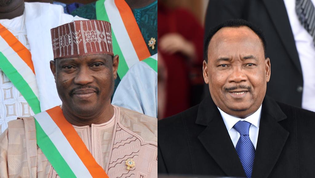 Présidentielle au Niger : Mahamadou Issoufou arrive en tête du premier tour avec 48,4% des voix, suivi de Hama Amadou avec 17,7% (Céni)