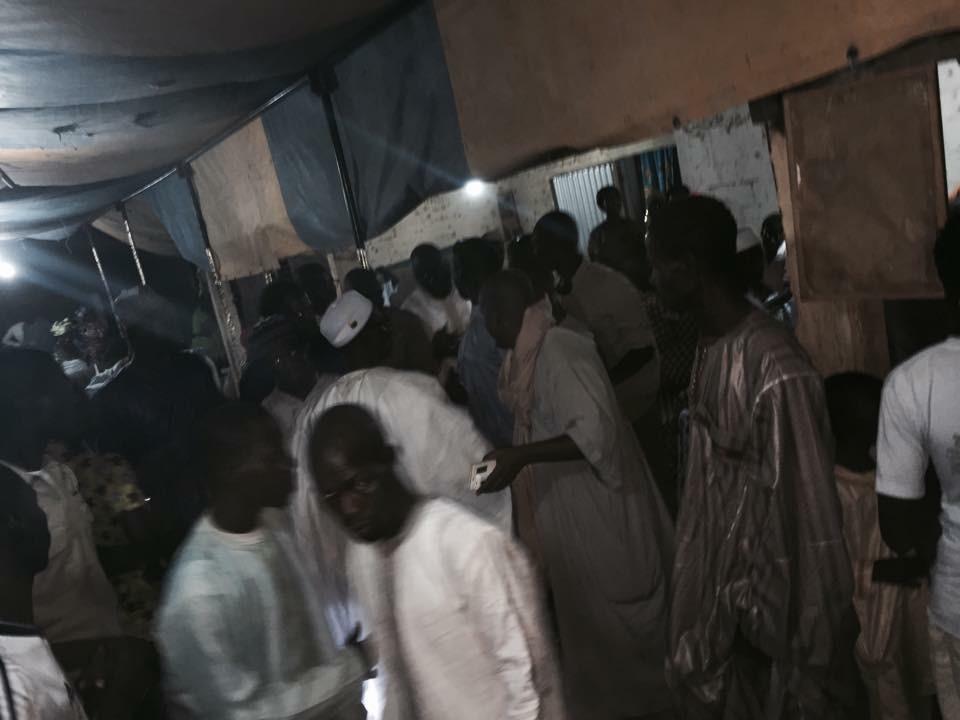 Serigne Abdoulaye Niasse termine sa tournée nationale par un méga meeting le 28 à Kaffrine