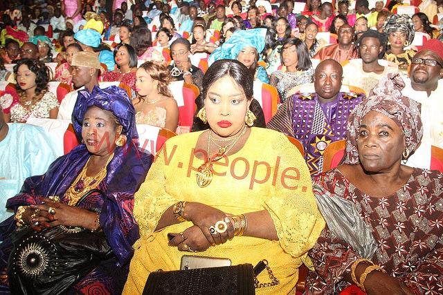 """N'diaye N'gom, """"Laobé Macky Sall"""" à la grande nuit culturelle des """"Laobé"""""""