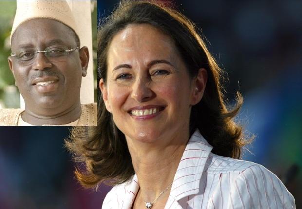Ségolène Royal a discuté avec Macky Sall du suivi des projets énergétiques de la COP21