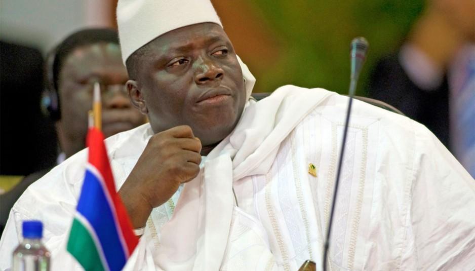 Gambie : Yahya Jammeh, au pouvoir depuis 21 ans, candidat pour un 5e mandat (Jeune Afrique)