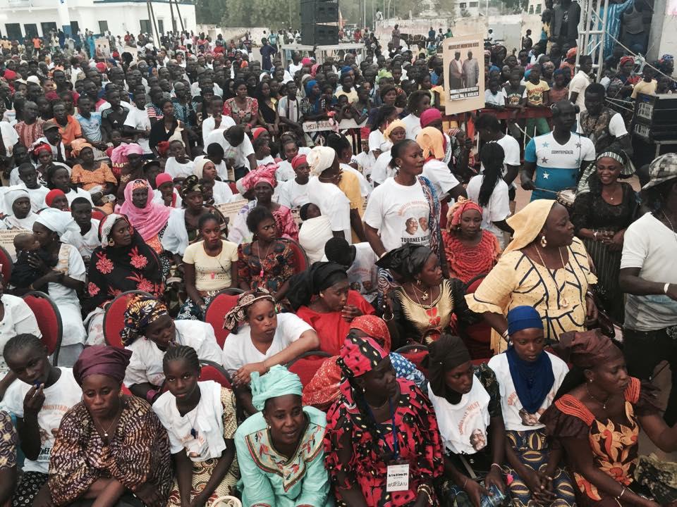 ABDOULAYE MOUTAKHA NIASSE AU MEETING DE CLÔTURE DE SA TOURNÉE NATIONALE : «Il nous faut renforcer le leadership du Chef de l'Etat en apportant notre soutien à son projet de réformes»