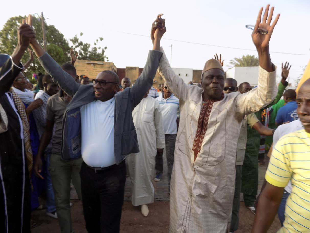 Tambacounda : La paix des braves pour le triomphe du OUI au soir du 20 Mars