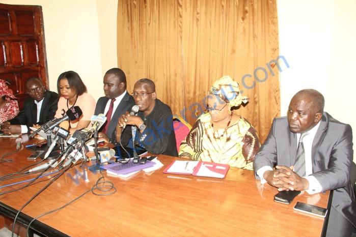 FRONT PATRIOTIQUE POUR LA DÉFENSE DE LA RÉPUBLIQUE : « Les Sénégalaises et les Sénégalais ne veulent pas de ce référendum! »