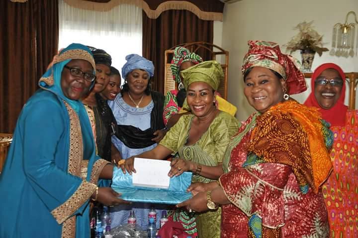 BAMAKO : Les femmes Benno Bokk Yakaar du Mali  pour le triomphe du Oui