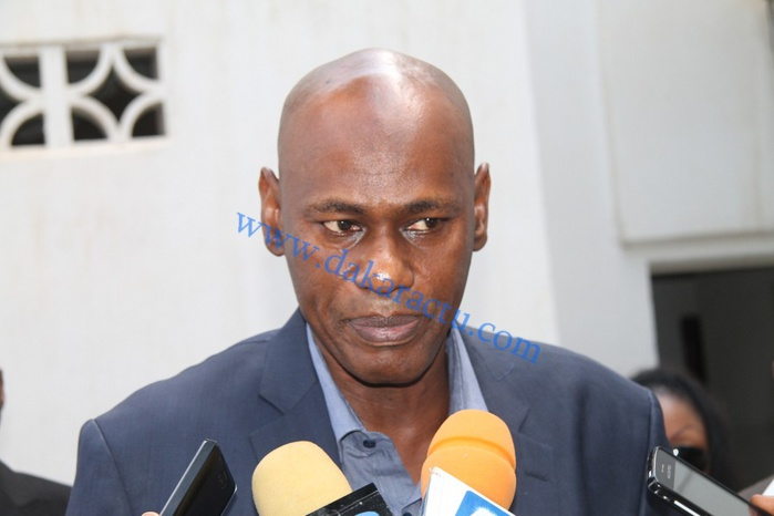 DÉMISSION :  Youssou Touré claque la porte de Macky Sall