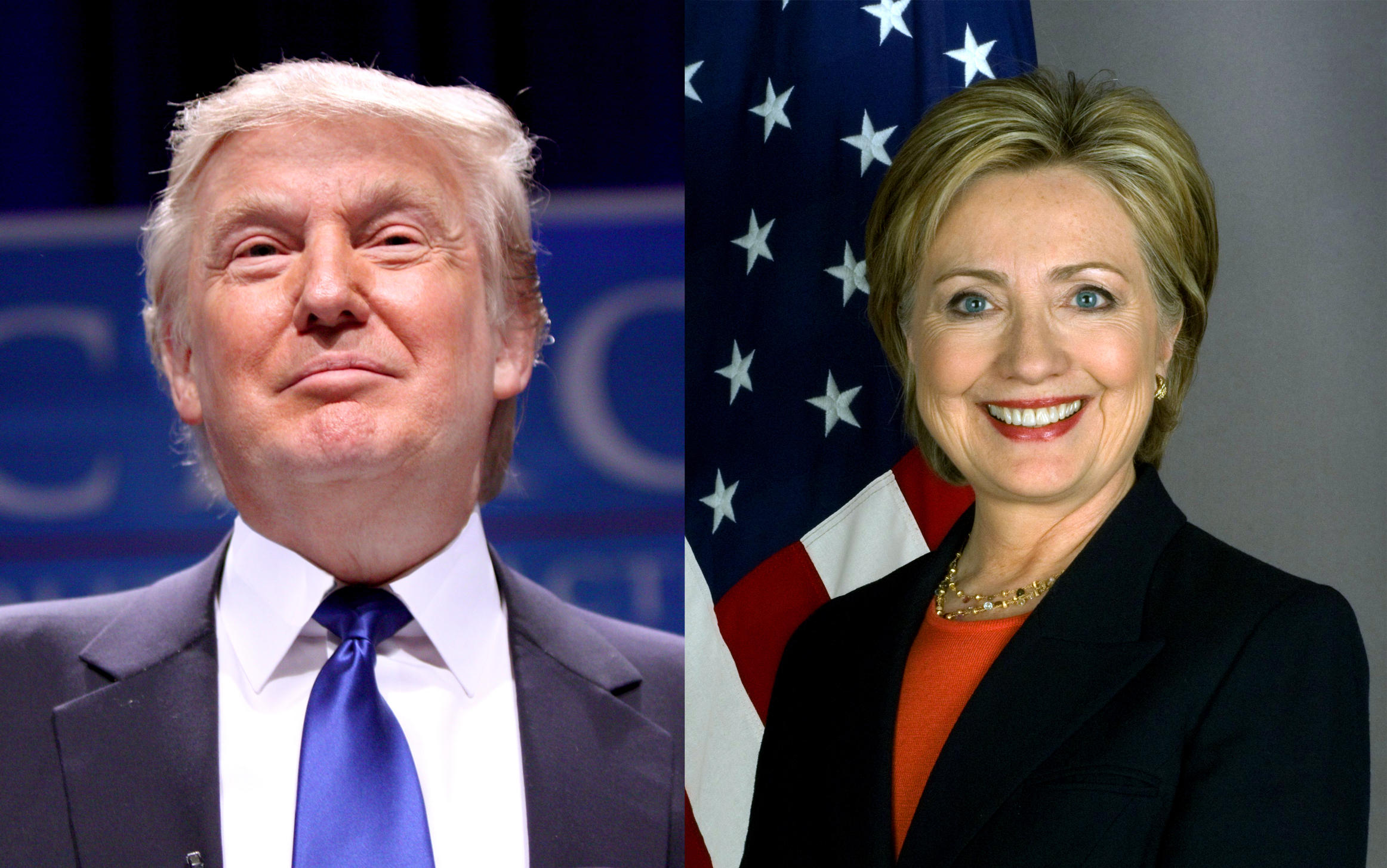 Super Tuesday : Trump et Clinton dominent
