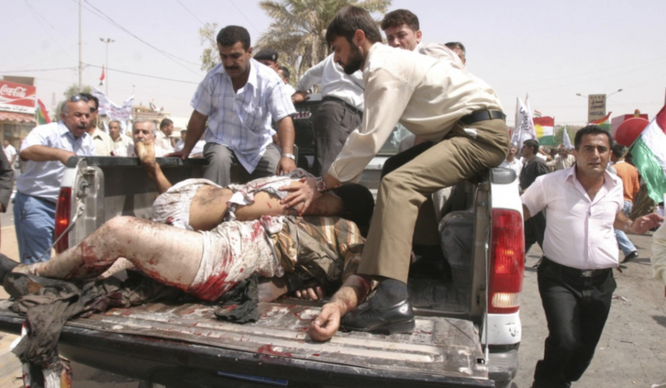 IRAK : Attentat-suicide meurtrier de l'EI à Bagdad