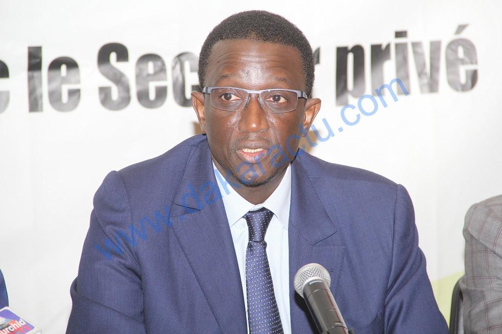 Le Ministre Amadou Bâ, nouvel homme fort de l'APR aux Parcelles Assainies