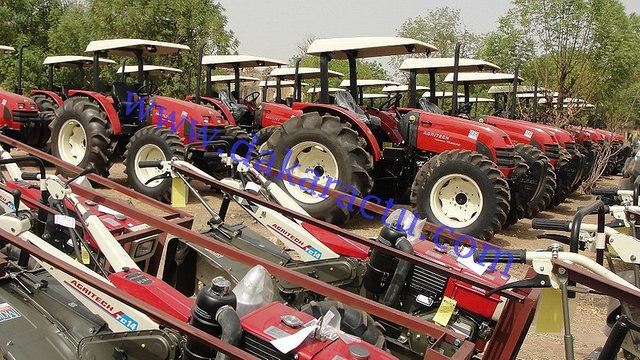MACHINISME AGRICOLE : Amar Holding veut former 1600 jeunes