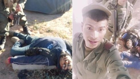 TUNISIE : DES SOLDATS SE PRENNENT EN SELFIE AVEC LES TERRORISTES ABATTUS À BEN GUERDANE