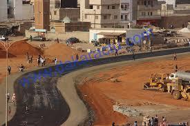 Meeting du 12 Mars : La route du Stade Léopold Senghor bitumée pour Macky Sall