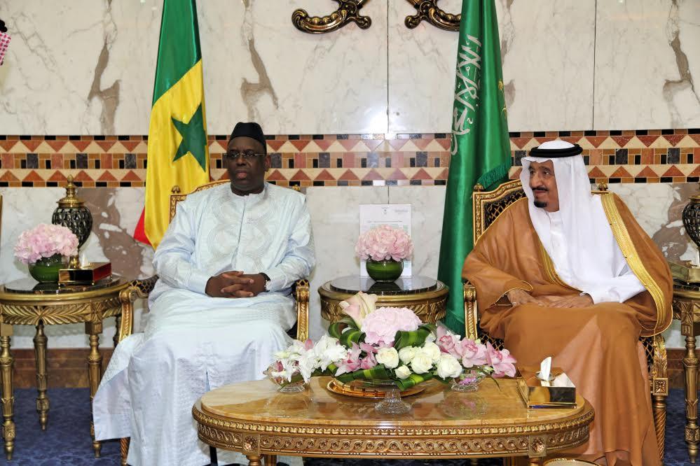 Le Président de la République se rend aujourd'hui en Arabie Saoudite