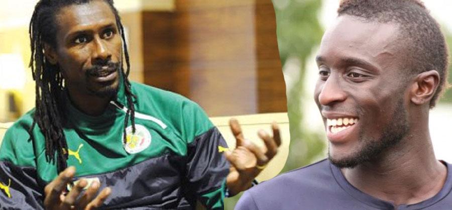 Aliou Cissé tend la main à Lamine Sané