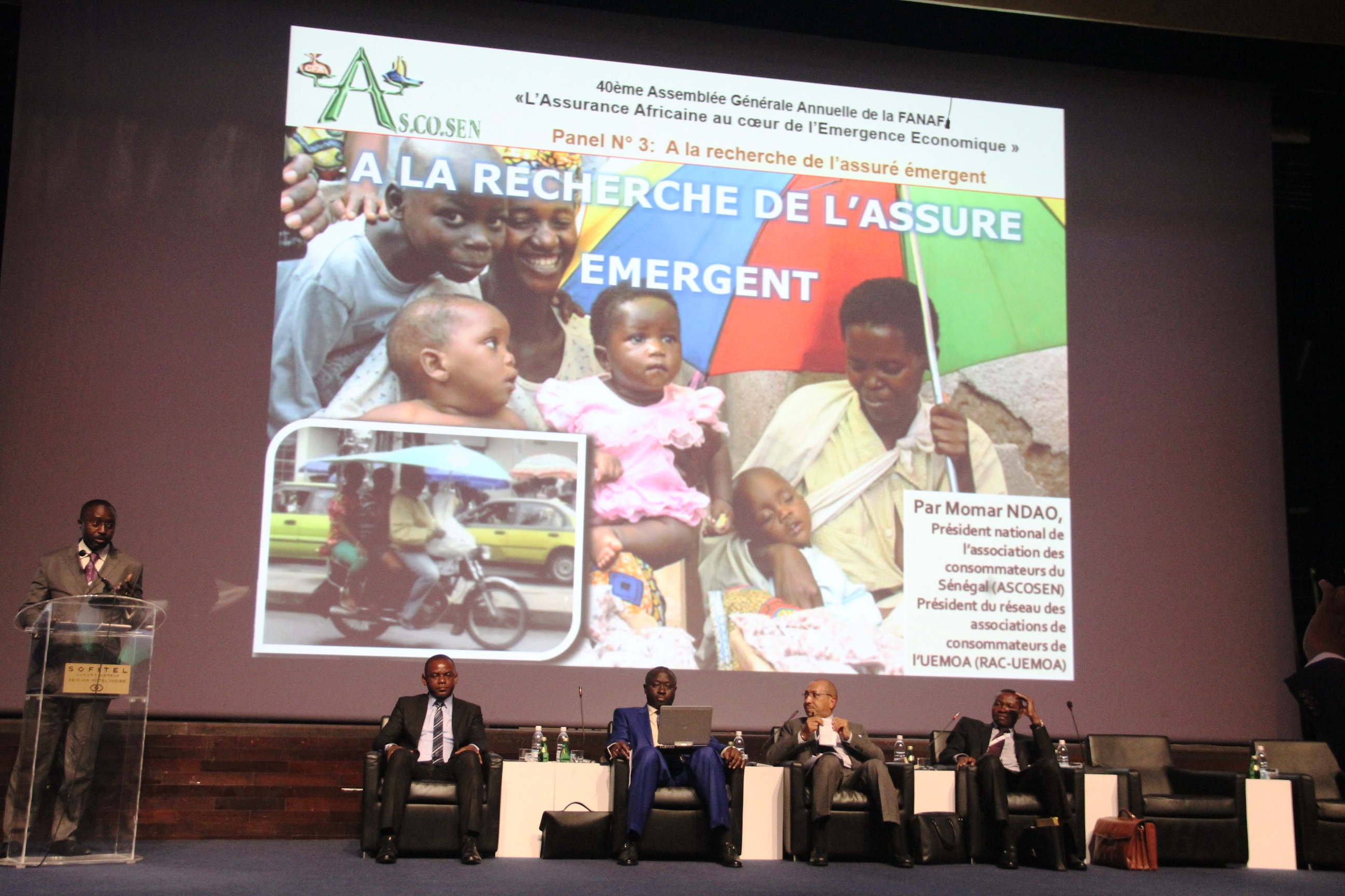 Participation au Fanaf : Momar N'dao reçoit des félicitations appuyées