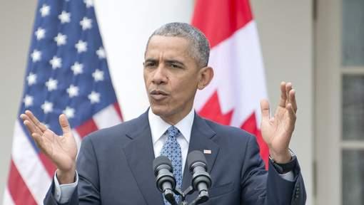 """Obama """"fier"""" de ne pas avoir bombardé le régime syrien"""