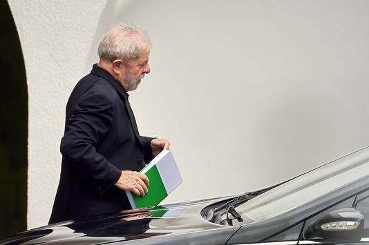 BRÉSIL : L'ex-président « Lula » visé par une demande de détention provisoire