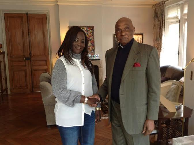 TOUBA - Une responsable des femmes du Pds se rend à Versailles pour supplier Wade de revenir