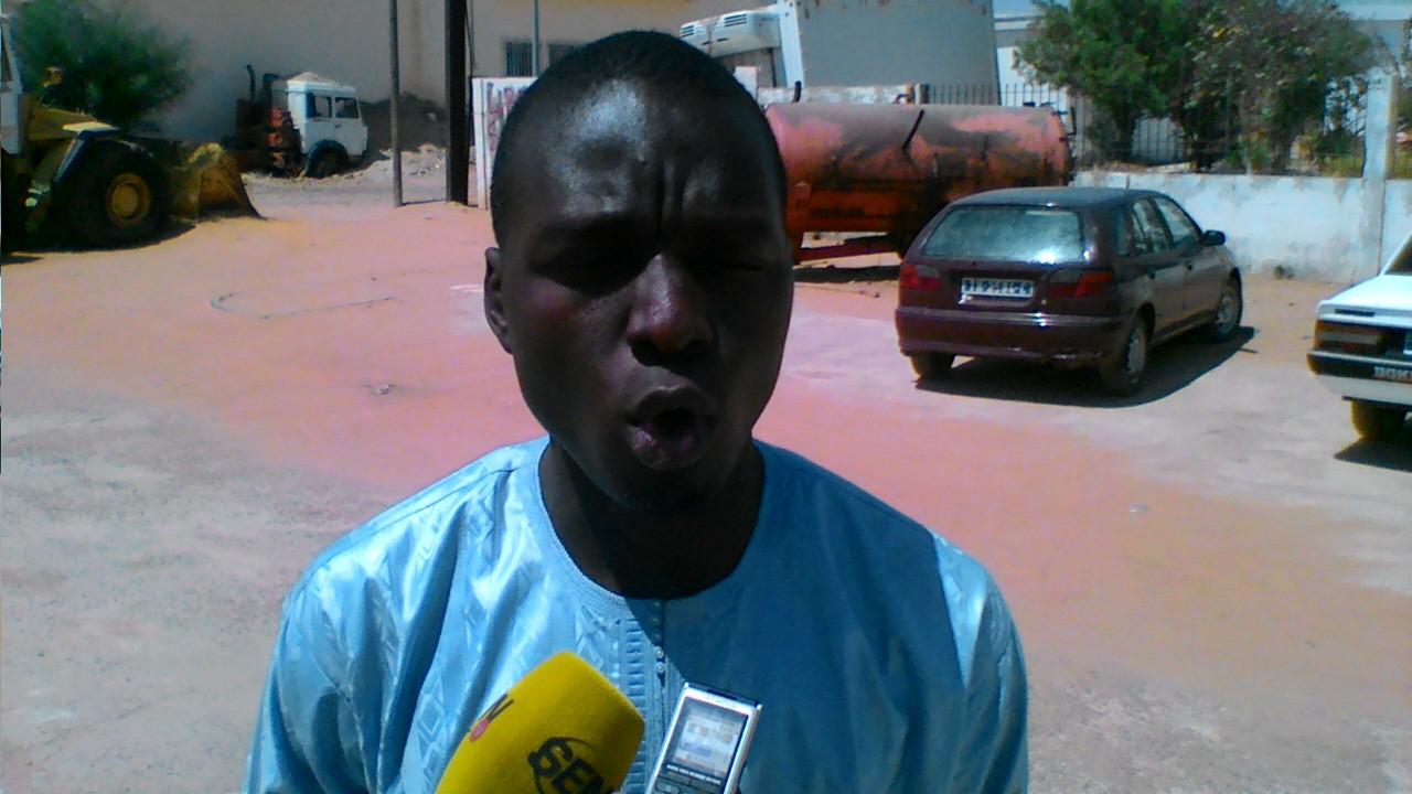 MOUSTAPHA SYLLA, APR DE TOUBA : « Le Pds perdra...  Nous ne voulons pas du Oui de Amzo Zozo! »