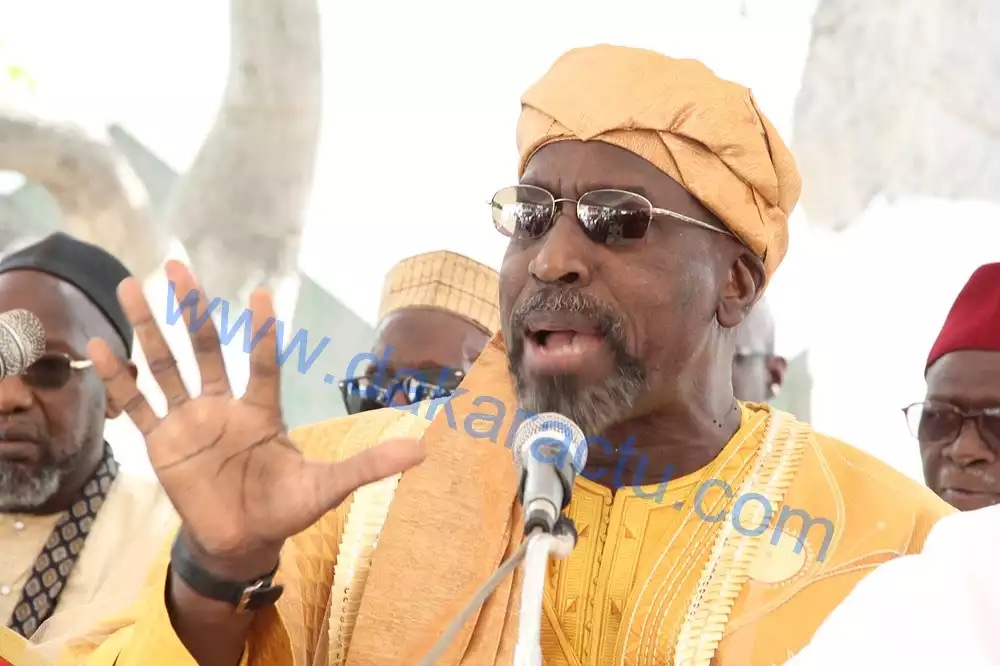 MEETING D'ABDOU MBOW A THIÈS :  Les raisons de voter Oui, selon Abdoulaye Makhtar Diop