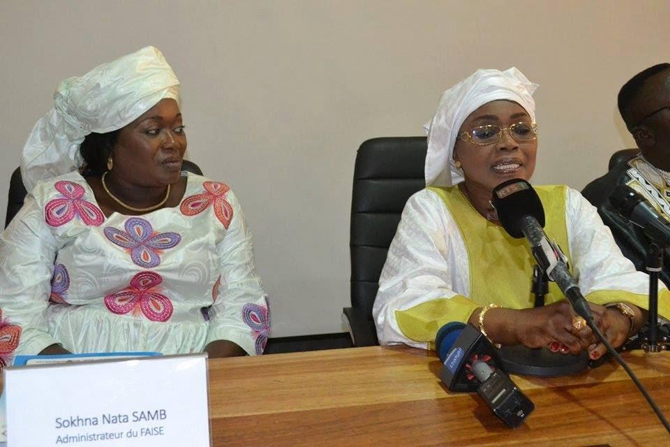 TABLE RONDE DES SENEGALAIS DE L'EXTERIEUR SUR LE REFERENDUM : Discours de Nata Samb Mbacké Administrateur du FAISE