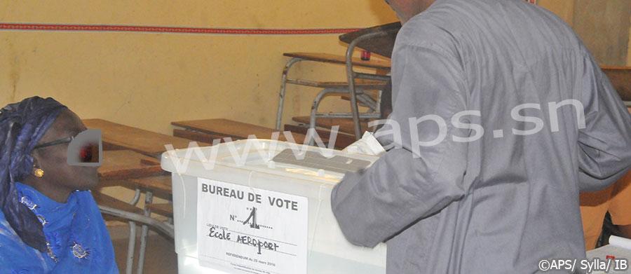 97 militaires et paramilitaires ont voté au premier jour du scrutin
