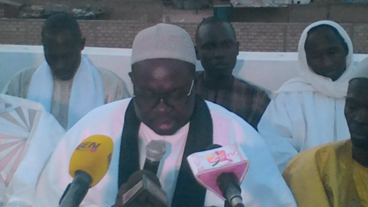 SERIGNE FALLOU MBACKÉ : « Le maire de Touba doit arrêter… Cissé Lô n'a pas le droit de mettre la photo du Khalife sur ses affiches »
