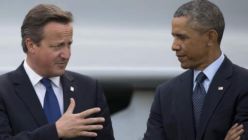 """Obama au Royaume-Uni pour plaider contre le """"Brexit"""""""
