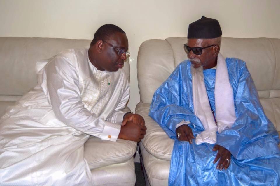 Visite à Mbacké Kadior et Touba : Le Chef de l'Etat reçoit l'assurance du Khalife et donne lui aussi des gages sur le respect de la religion musulmane
