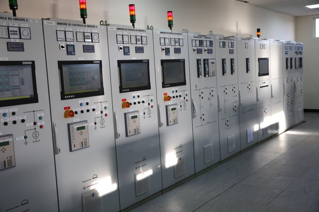 Inauguration de la Centrale électrique de Taïba N'diaye et de la Route des Grandes Niayes (Photos)