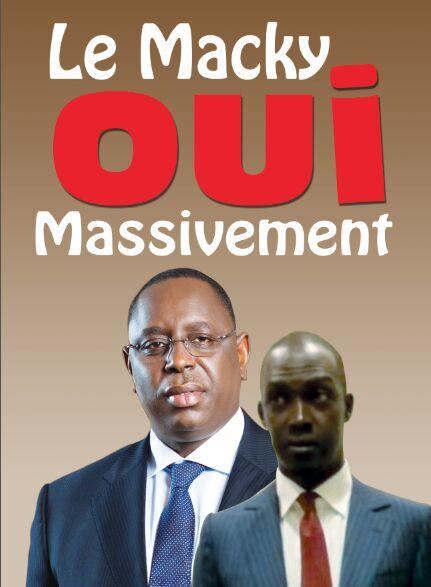Le Mackyoui massivement (Par Malick Dieng)