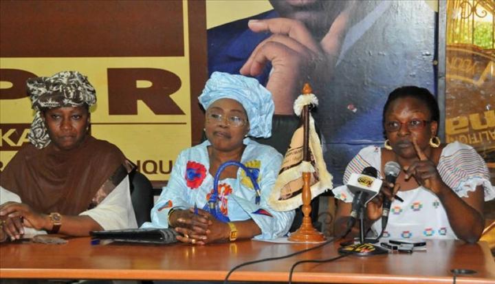 Référendum du 20 mars 2016 : Les  femmes de Bennoo Siggil Sénégal votent OUI et feront voter OUI