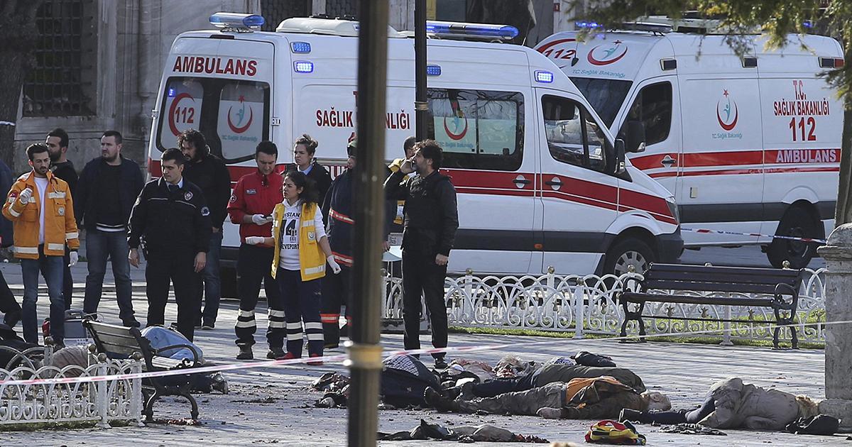 TURQUIE : Nouvelle explosion au cœur d'Istanbul