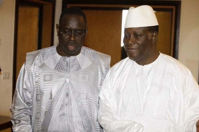 """Dakar et Abidjan ont discuté de """"mesures additionnelles"""" pour assurer la sécurité sous-régionale"""