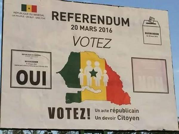 Lutte référendaire / Drapeau Conseil Constitutionnel : Ce dimanche, grand combat !