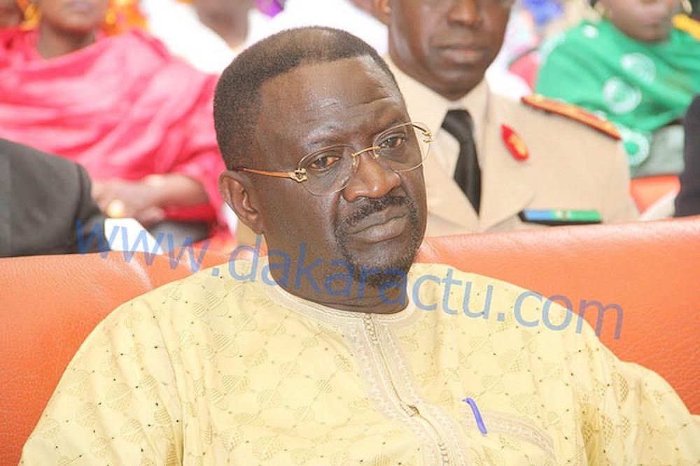 MÉDINA : Le ministre de l'Agriculture Papa Abdoulaye Seck salue le bon déroulement du vote